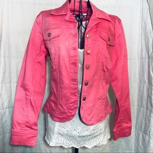 Light Weight Pink jacket